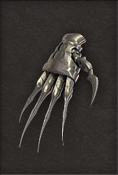 Когти росомахи из металла своими руками
